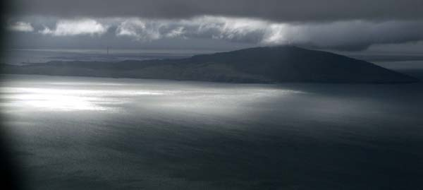 Storm break, Ruapuke Island photo « By Land, Water and Air