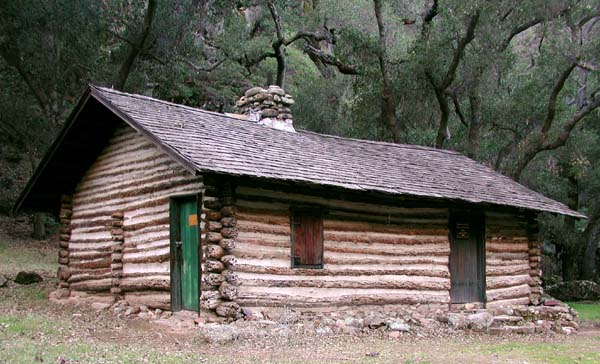 [Dabney cabin - 1930's retreat]